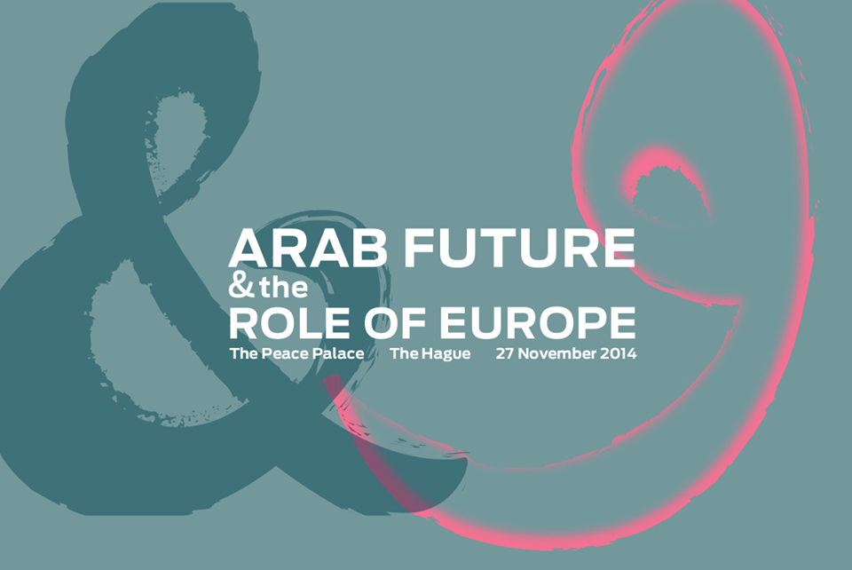 Euro-Arab Dialogue poster