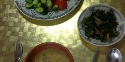 عدس (addas, lentilsoup)
