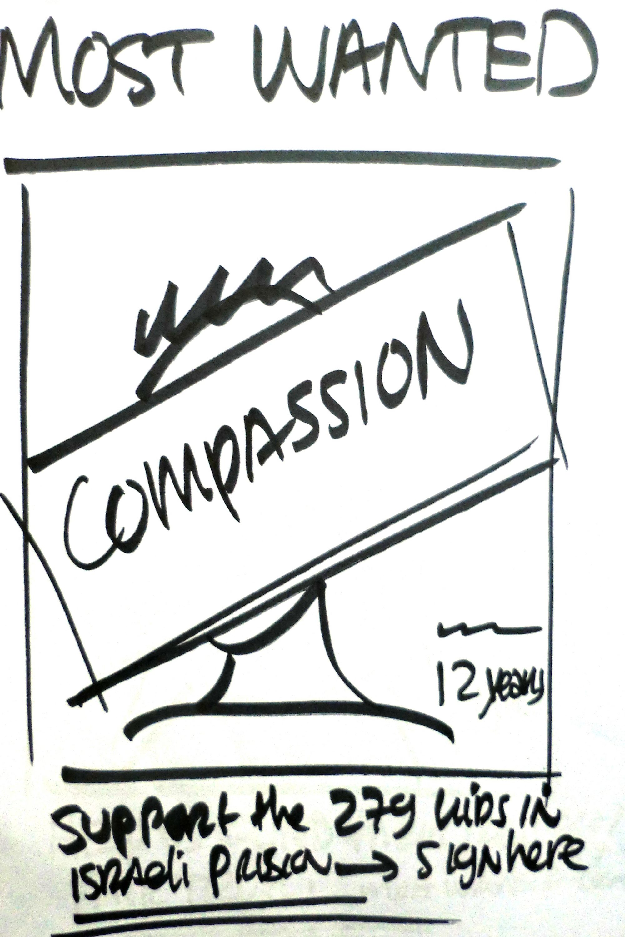 Most wanted Compassion