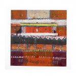 48- Dahdaleh, Ghada, 2005, acrylic on paper, 27.5x27.5cms (9)