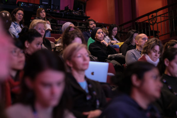Industry Session: US Funding Opportunities for Non-American Filmmakers, at Brakke Grond Rode Zaal, speaker Tracie Holder